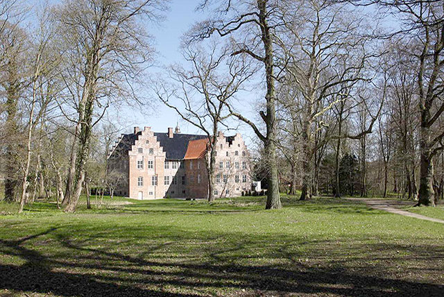 Schloss Hagen und Parkanlage, Probsteierhagen
